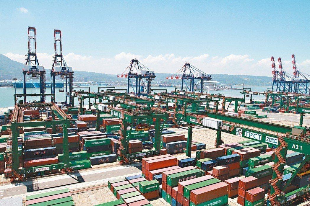 4月外銷訂單為391.1億美元,為歷年同期新高,年增9.8%;受惠傳統貨品市場需...