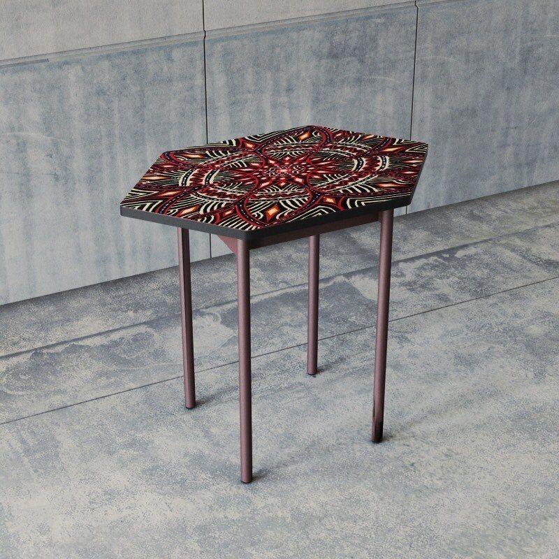 圖騰生活美學:將圖騰融合進家具設計,創造空間獨特風格。 圖/稼十設計行銷提供。