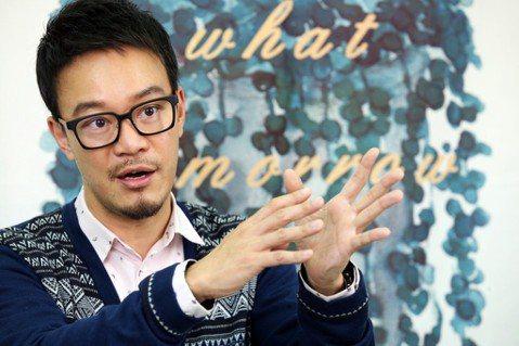 劉軒說,他很喜歡幫助人解決問題,當那個問題越難,他就越有興趣研究。 攝影/徐兆玄