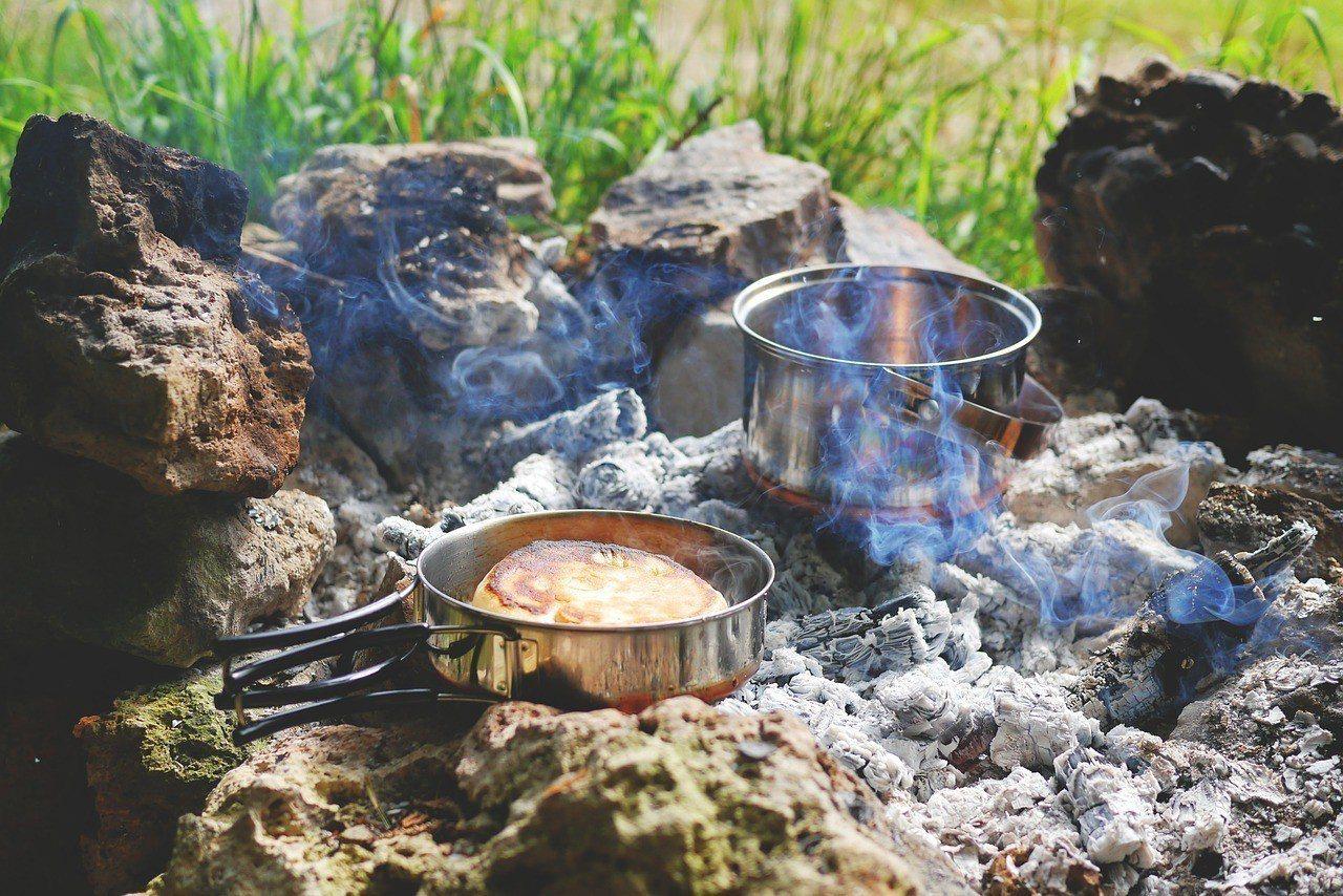 ▲野營裝備-食物。(圖/Tripbaa趣吧!亞洲自由行專家)