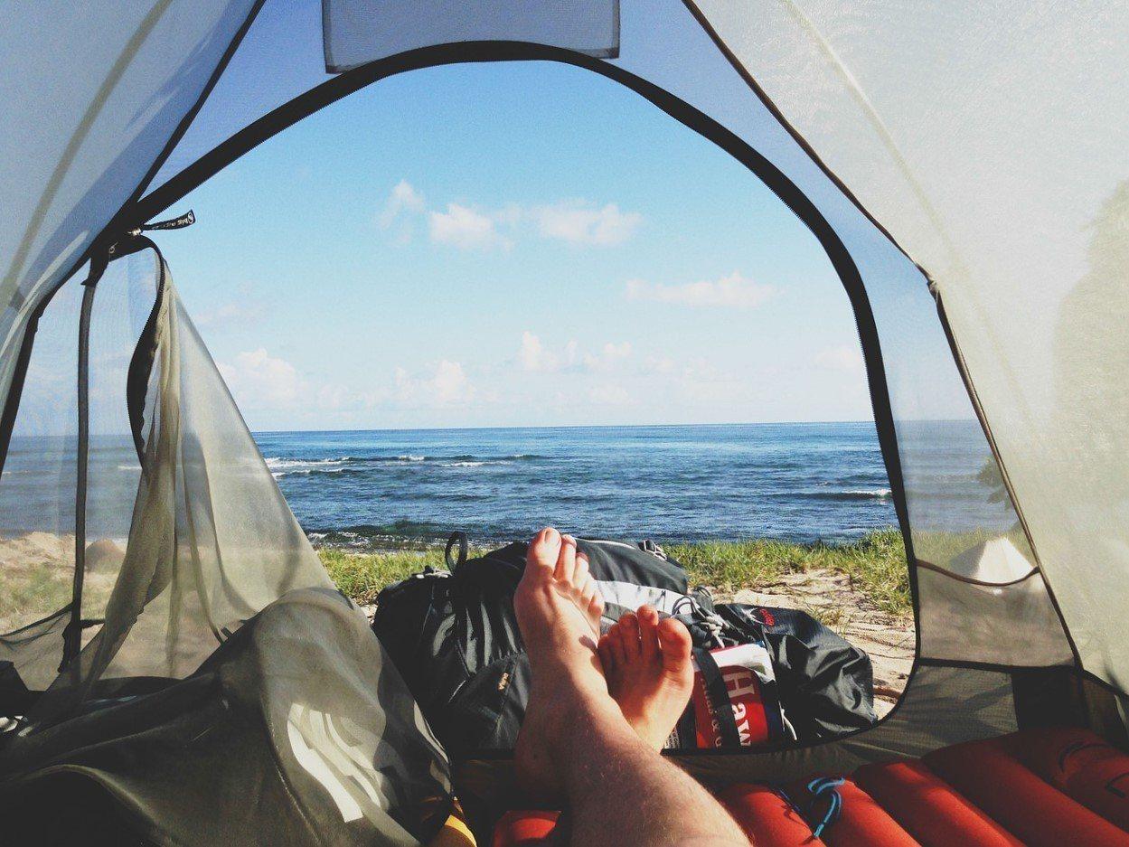 ▲野營裝備-帳篷。(圖/Tripbaa趣吧!亞洲自由行專家)