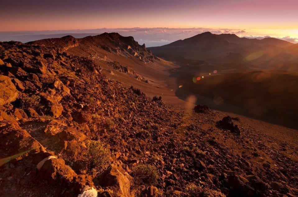 ▲夏威夷哈來亞卡拉火山。(圖/攝影者:damien_p58, Flickr CC...
