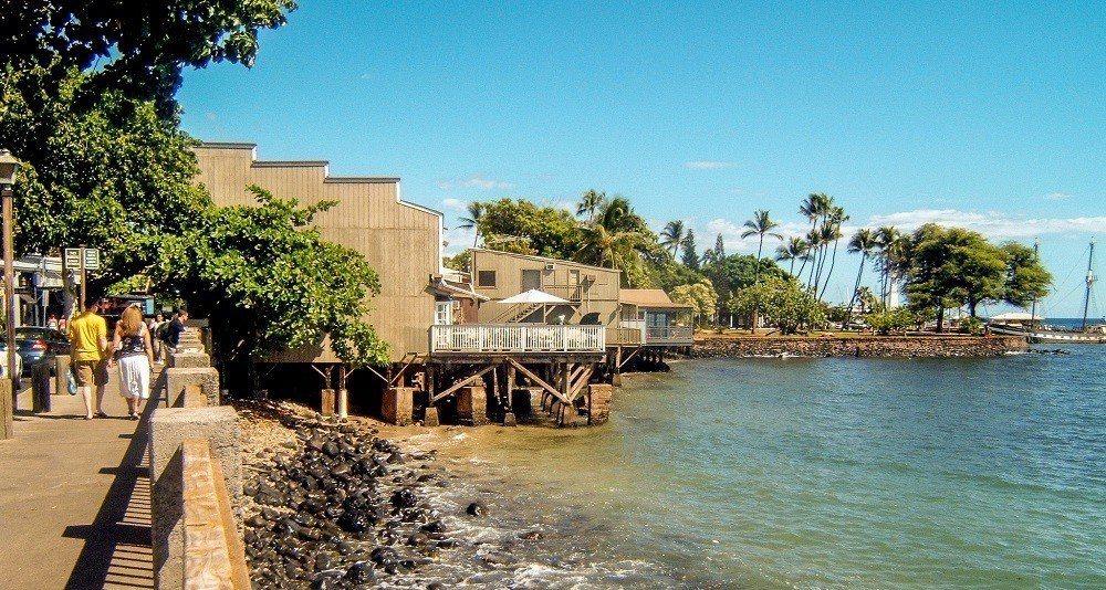 ▲夏威夷拉海納小鎮。(圖/攝影者:Tony Webster, Flickr CC...