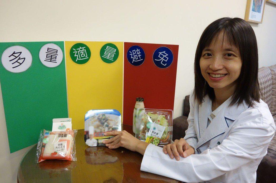 腫瘤中心營養師凃宜辰指出,若是因營養不良所造成的免疫力低下,可透過飲食技巧調整來...