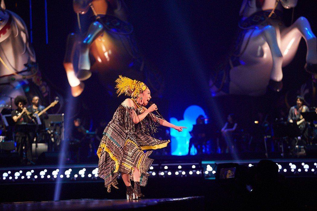 米希亞即將來台開唱。圖/馬斯頓娛樂提供