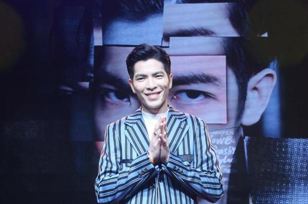 蕭敬騰擔任第29屆金曲獎頒獎典禮主持人