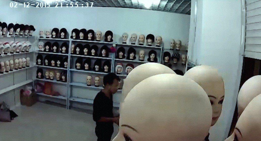 高度實驗性作品「蜻蜓之眼」將在台北電影節放映。圖/台北電影節提供