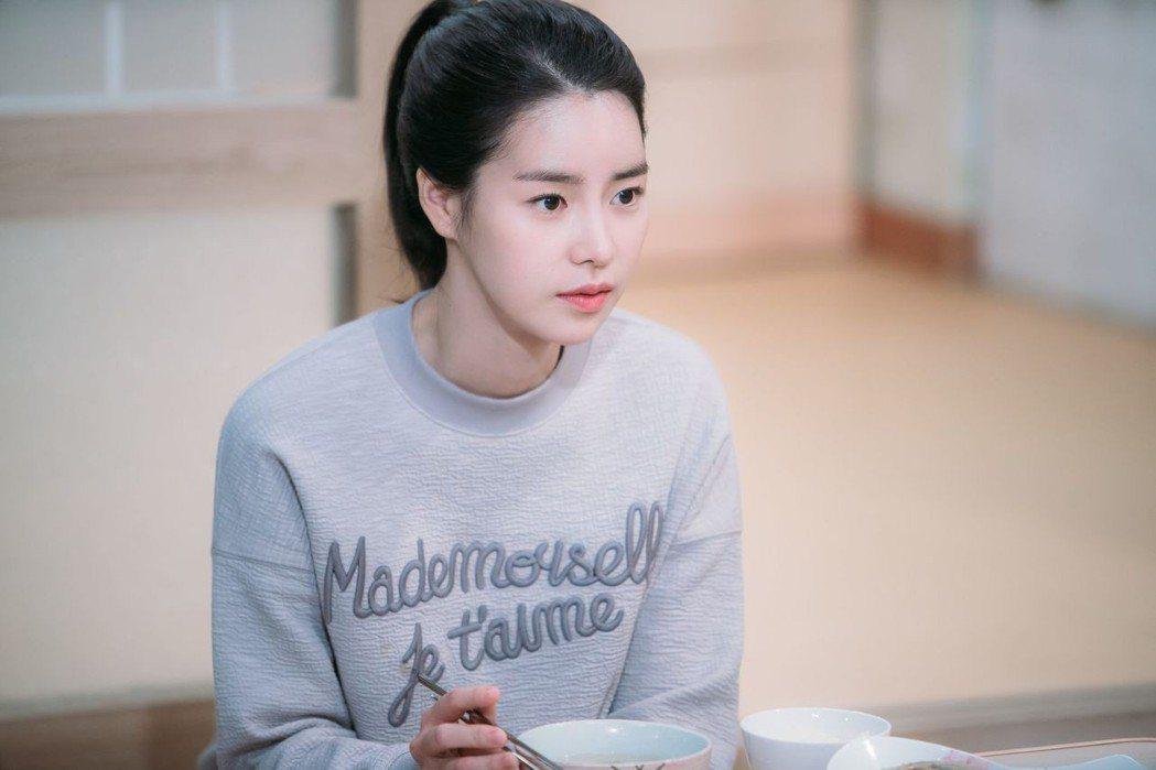 林智妍在「吹吧微風」飾演一名脫北者。圖/中天提供
