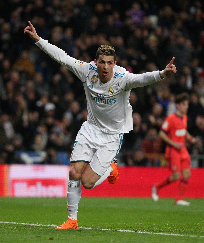 葡萄牙國腳C‧羅納度(Cristiano Ronaldo)魅力勇冠全球體育圈! ...