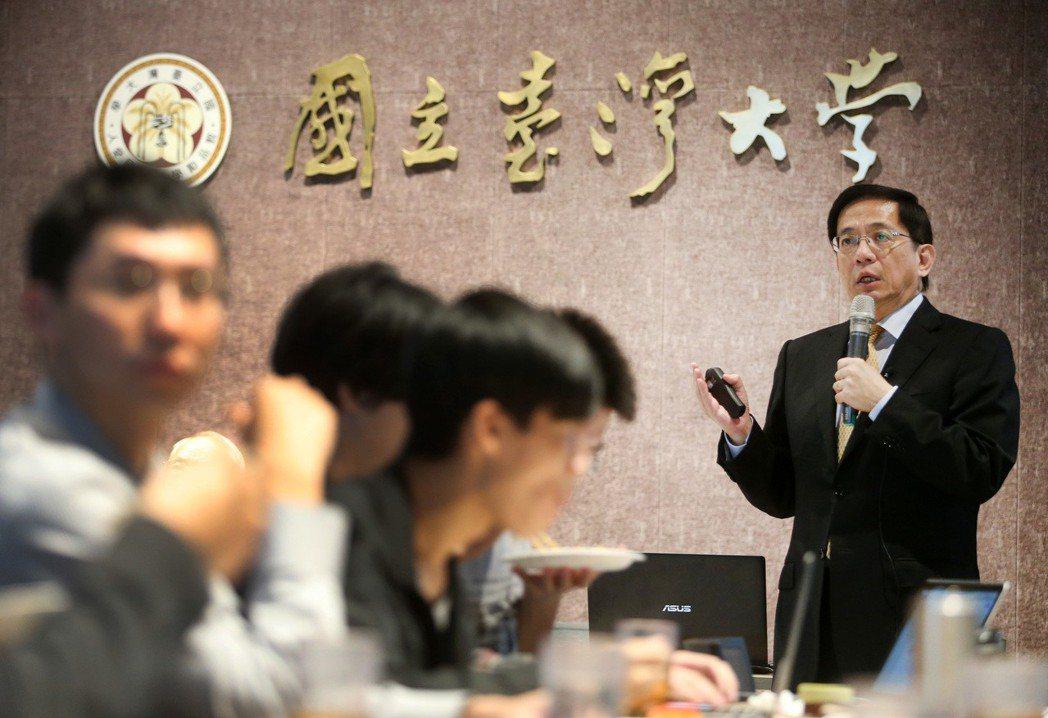 【即時短評】電話傳台大遴選委員 是來作證還是恐嚇?