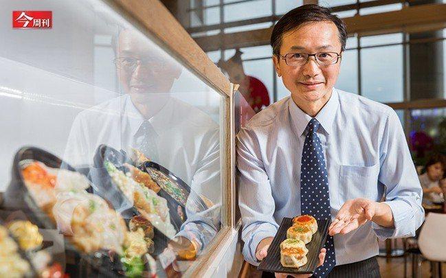 龍信食品創辦人邱慶宏 圖/今周刊提供