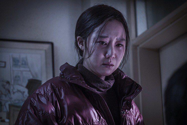 孔曉振憑《消失的女人》奪下2017韓國青龍獎最佳女主角大獎提名。圖/華聯國際提供