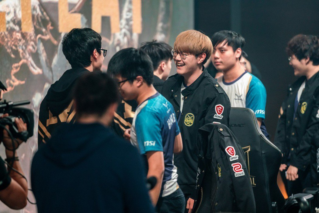 圖/轉載自LoL Esports Photos Flickr