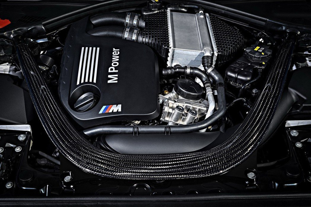 全新BMW M2 Competition搭載全新BMW M TwinPower ...