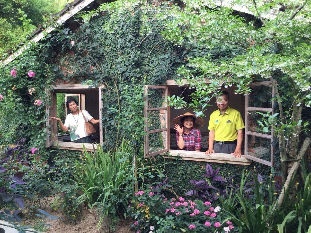 傳世莊園之旅行程中的環境,處處讓旅人驚艷。有行旅提供