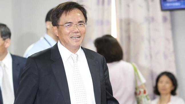 行政院表示,已核定由法務部次長蔡碧仲接任花蓮縣代理縣長。 聯合報系資料照