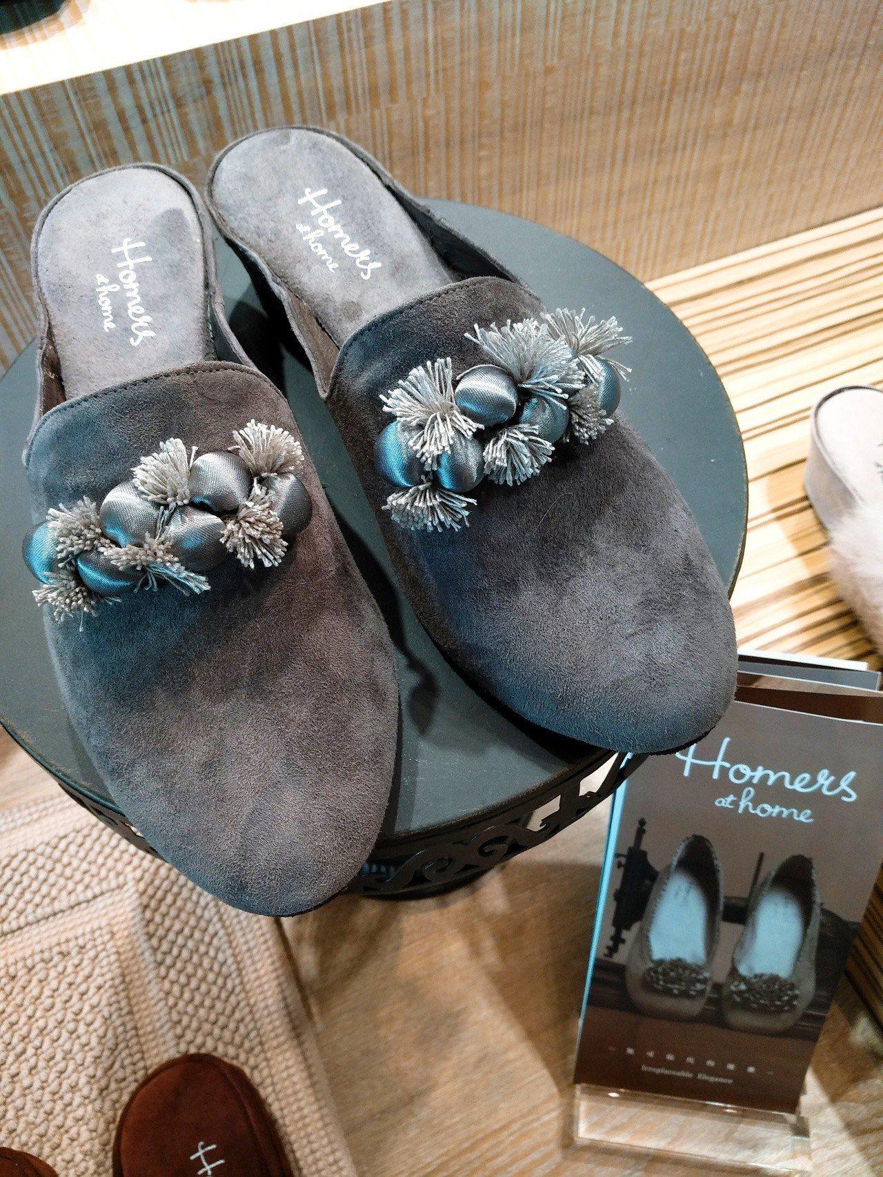 UCHINO全新引進西班牙手工鞋Homers。圖/UCHINO提供