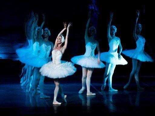 莫斯科古典芭蕾八月下旬將來台演出全本四幕《天鵝湖》。 圖╱聯合數位文創提供