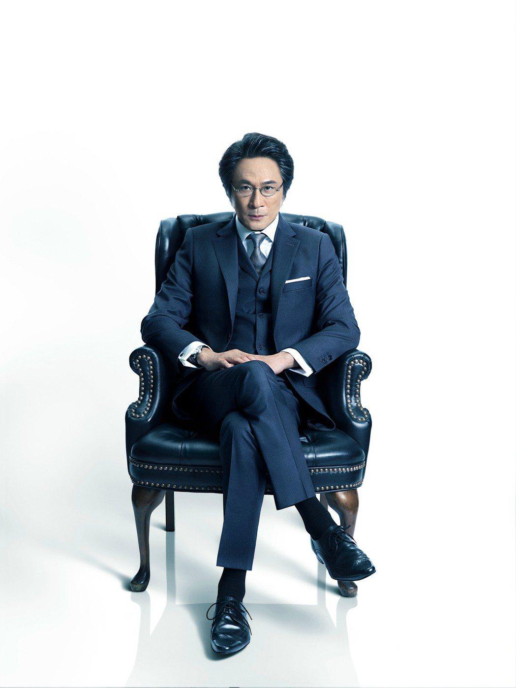 吳鎮宇飾演張孝全老師。圖/衛視電影台提供