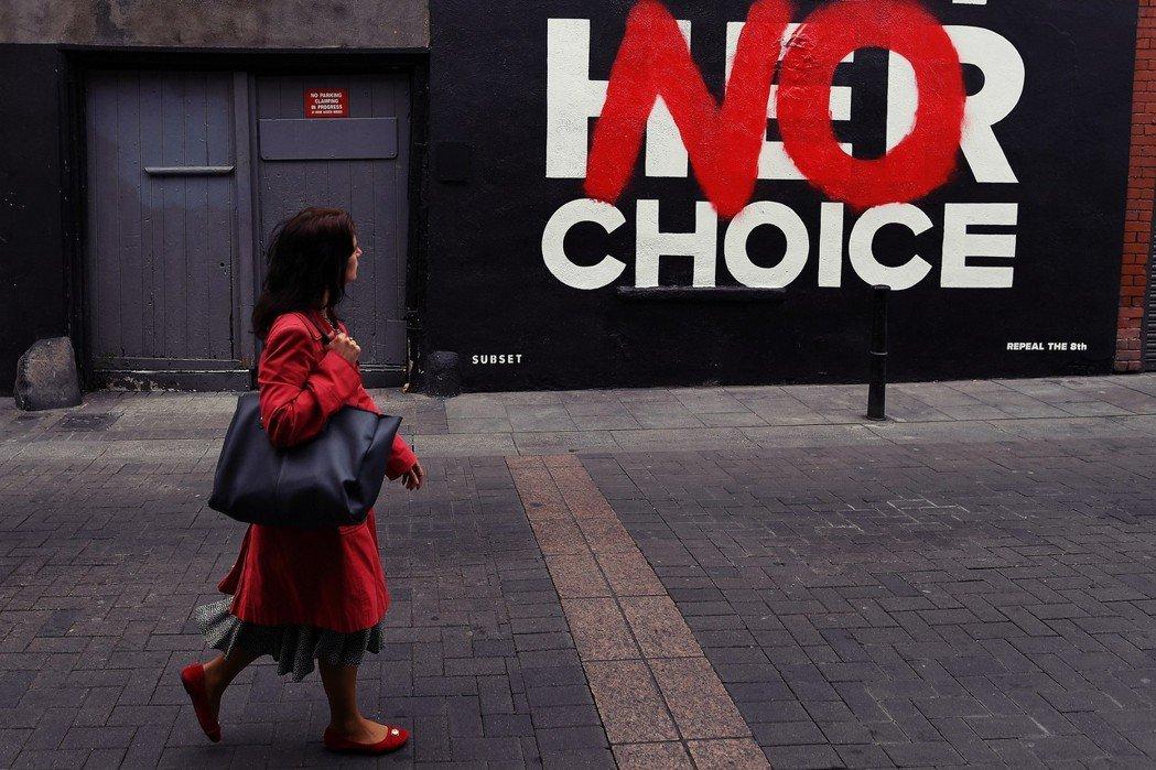「她的選擇/沒有選擇」法院准許的仍只是D女士的「出境移動權利」,並未承認她的「墮...