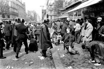 六八學運成功嗎?法國「五月風暴」的當時反高潮