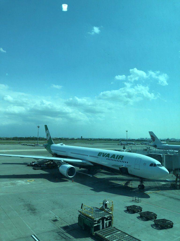 長榮航空的Airbus A330客機 圖文來自於:TripPlus