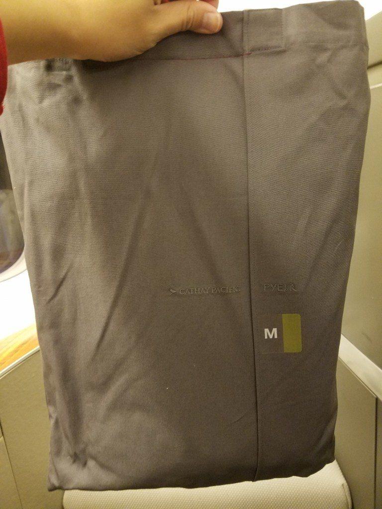 鼎鼎大名的Pye睡衣,裡面還有附上拖鞋 圖文來自於:TripPlus