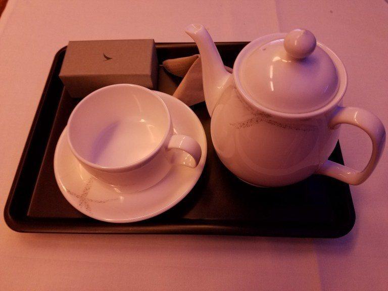 最後以一壺熱港式奶茶結束,人生太美好了 圖文來自於:TripPlus