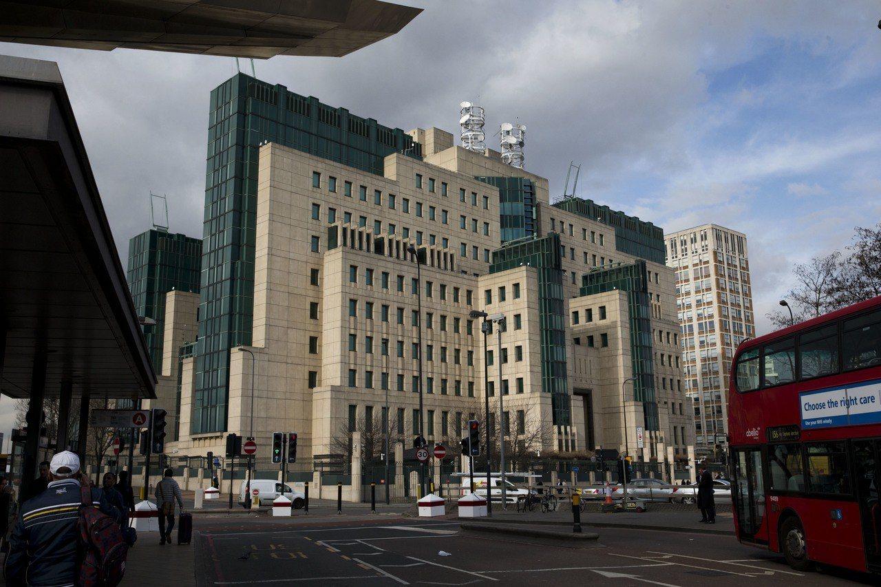 英國對外情報機構秘密情報局(SIS)、又稱軍情六處(MI6),今天推出首支電視廣...