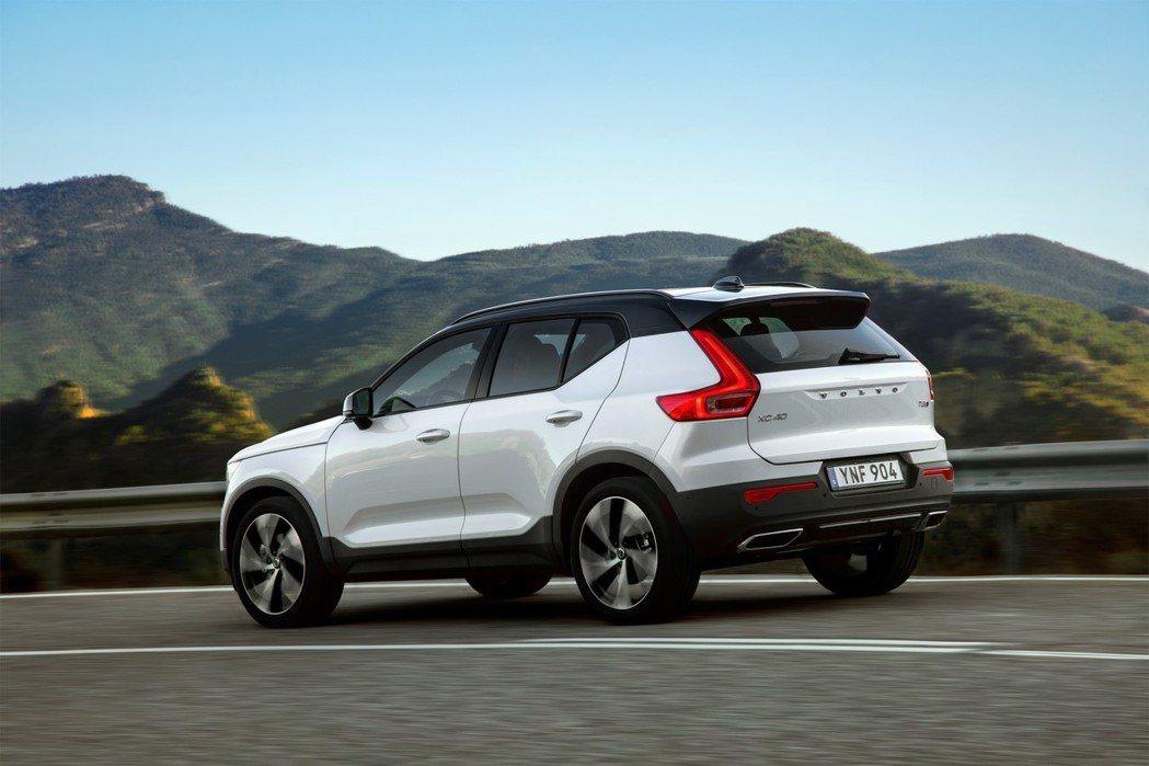 Volvo XC40目前在市場上反應相當熱烈。 摘自Volvo