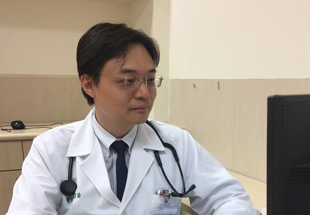 天主教輔仁大學附設醫院重症醫學科主任劉偉倫醫師 圖/劉偉倫醫師 提供