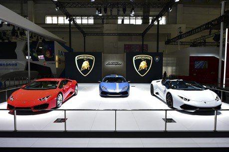 兩年一度世界車展 Lamborghini不去浪漫的巴黎嗎?