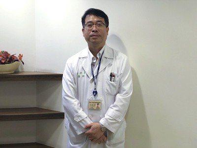 台大醫院胸腔科主治醫師古世基。圖/醫師提供