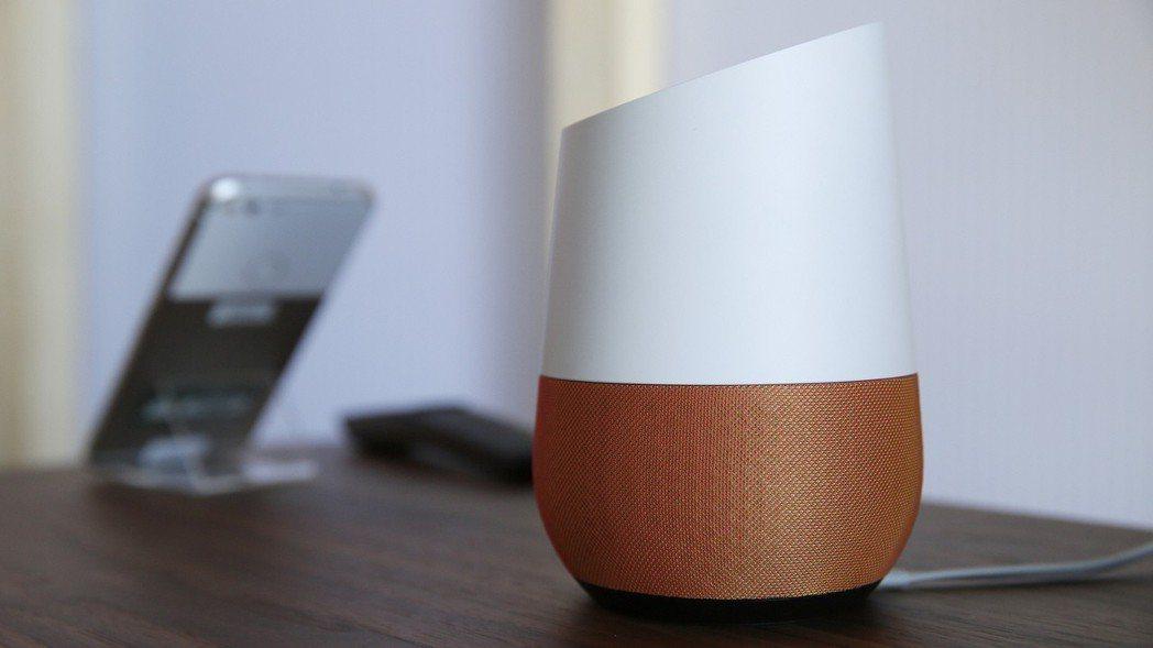 根據研調機構Canalys的調查結果,智慧音箱霸主首度由Google Home系...