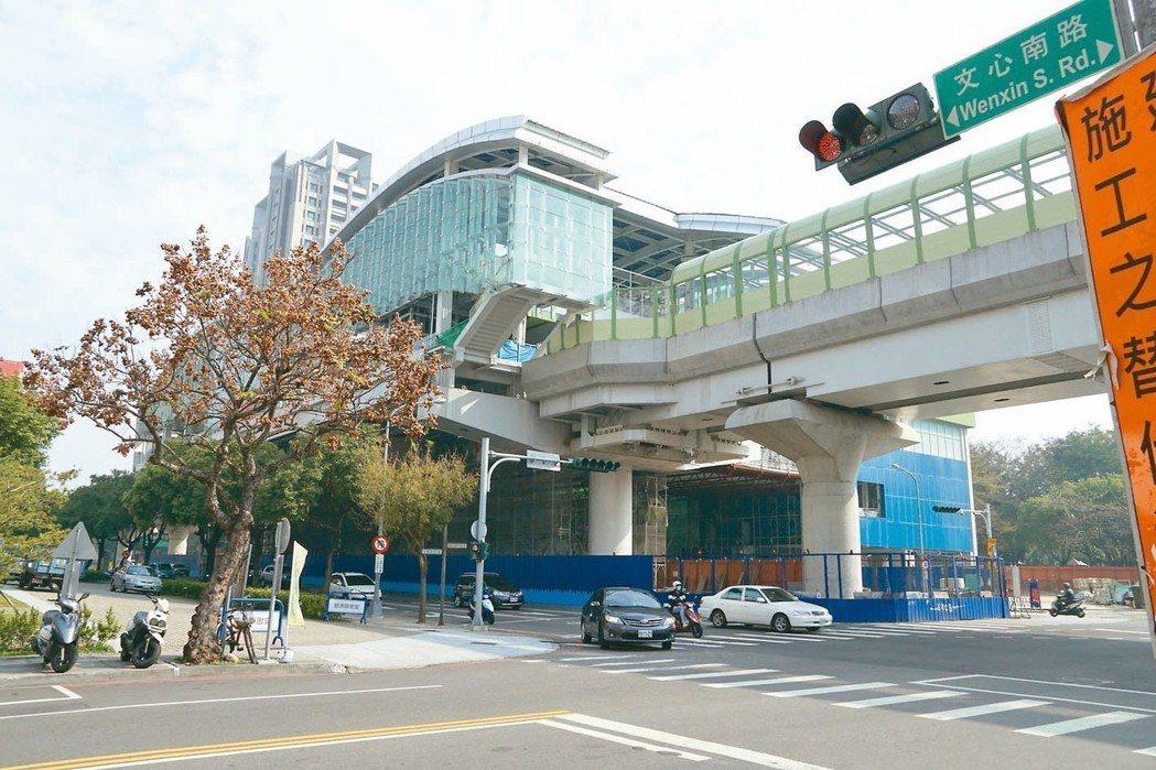 八期G12站生活圈發展完整,擁傳統市場、兩大量販店,區內還有三座萬坪綠意公園,整...