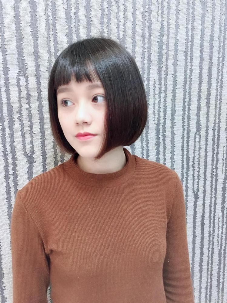髮型創作/陳冠軍。圖/StyleMap提供