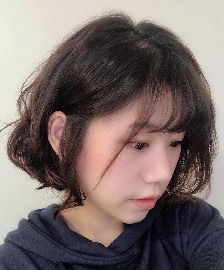 髮型創作/Angel Lin。圖/StyleMap提供
