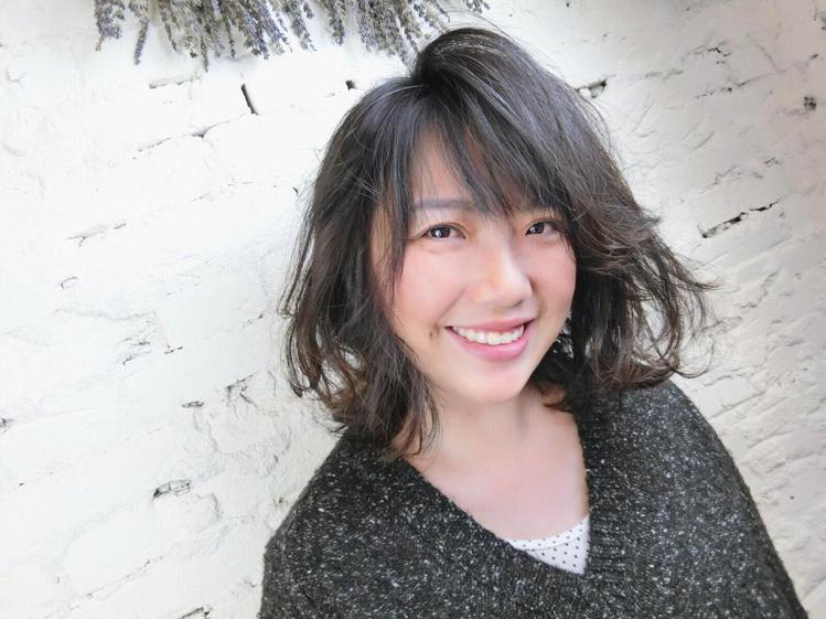 髮型創作/余靆蔆 。圖/StyleMap提供