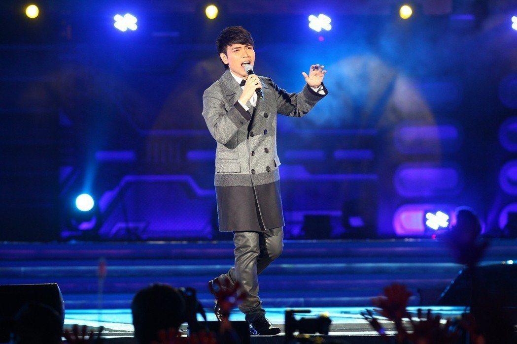 蕭敬騰想邀楊宗緯合唱。圖/聯合報系資料照