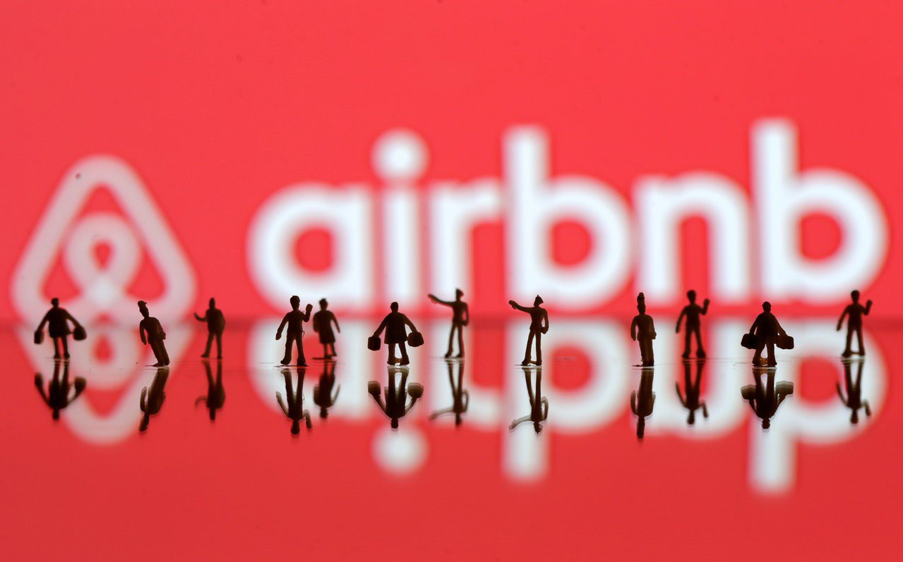 Airbnb。 路透