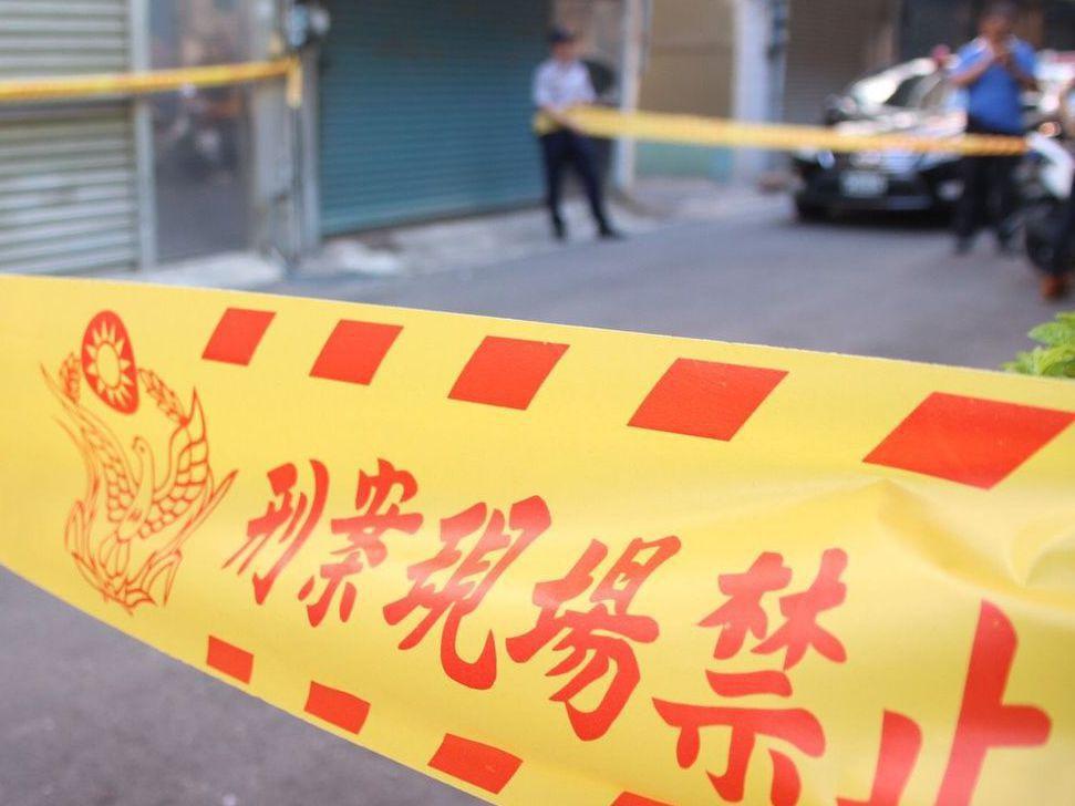 台灣首起分屍案發生在41年前,至今類似案件未曾絕跡。圖為刑案現場封鎖線。 圖/聯...