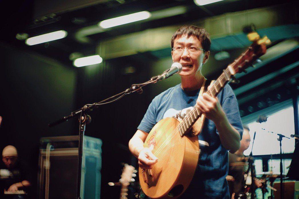 曾獲8座金曲獎的音樂人林生祥出道滿20年,6月2日將在台北舉辦「林生祥出道二十唱