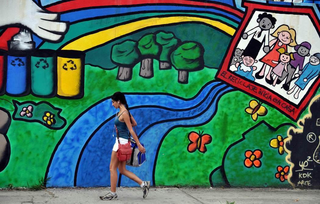 哥斯大黎加的民主化路程仍然是未竟之業。 圖/法新社