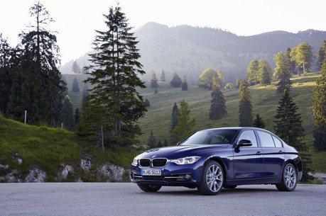 正2018年式BMW 3系列升級 配備智能數位駕駛座艙