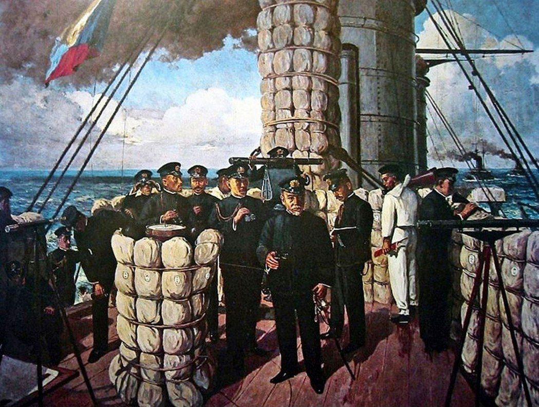 孫文「最知己的朋友」,竟然是日俄戰爭中一手打造日本海海戰壓倒性勝利的傳奇人物秋山...