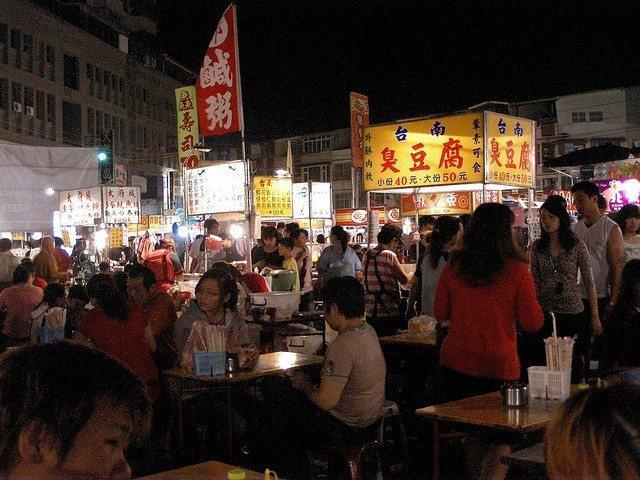 台南武聖夜市 Flickr