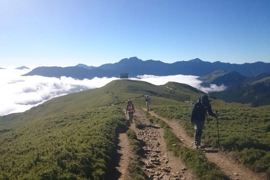 ▲台中近郊戶外景點-合歡小奇萊登山|圖片來源:Tripbaa趣吧!達人帶路
