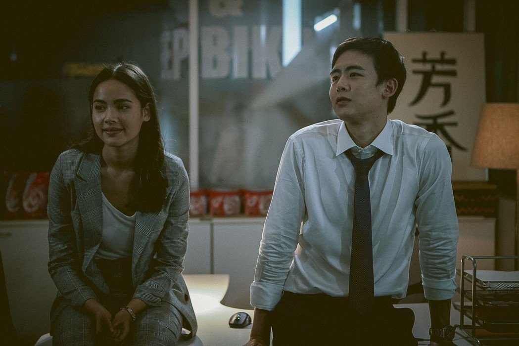 尼坤演出電影「把哥哥退貨可以嗎」。圖/CATCHPLAY提供