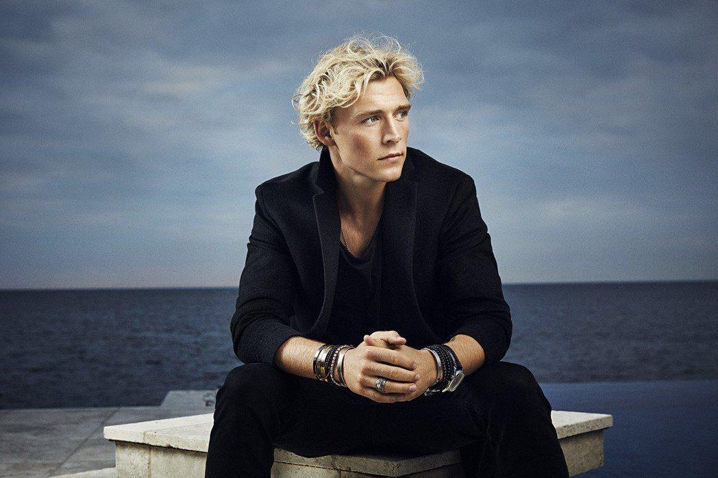 丹麥歌手克里斯多福。圖/Live Nation Taiwan理想國提供