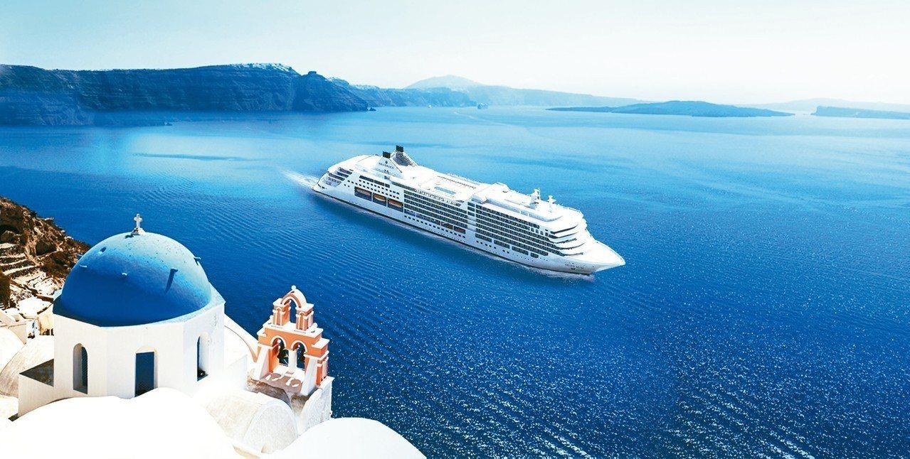 銀海遊輪Muse今年9月的航次,台灣僅限6名。 圖/鴻鵠逸遊提供